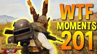PUBG Daily Funny WTF Moments Highlights Ep 201 (playerunknown's battlegrounds Plays)