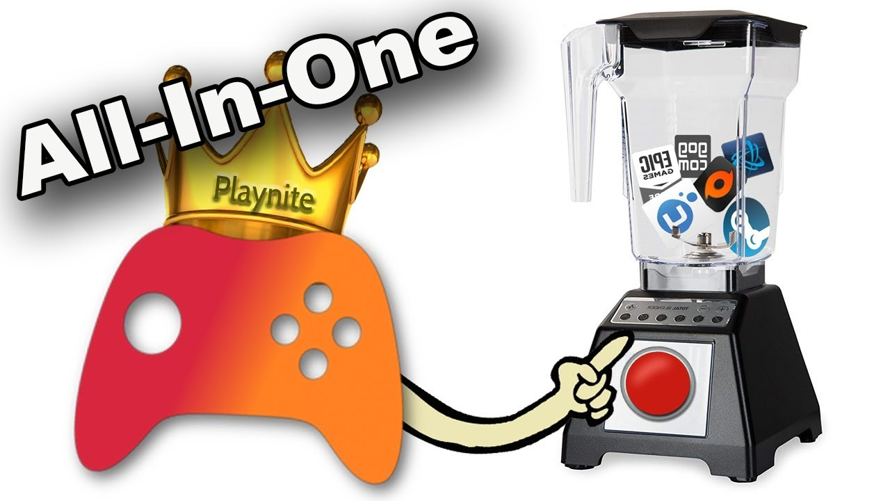Playnite: One Game Launcher To Rule Them All!!!