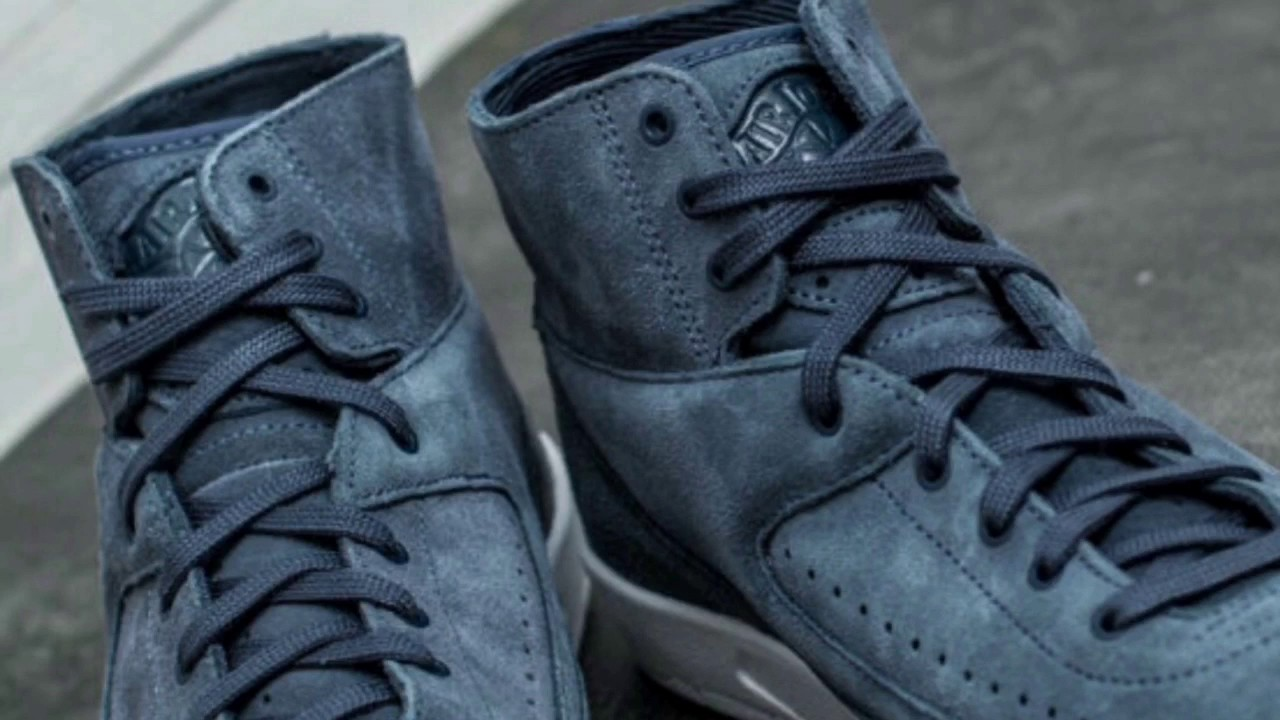 los angeles a5341 d2536 Our Latest Look At The Air Jordan 2 Decon Thunder Blue