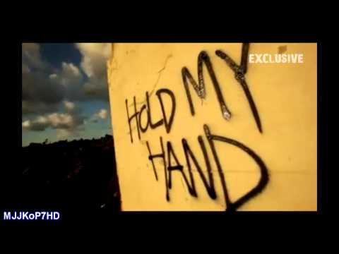 Michael Jackson EXCLUSIVE: Hold My Hand Short Clip High Quality HD