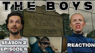 The Boys S02E06 'The Bloody Doors Off' - Reaction & Review!