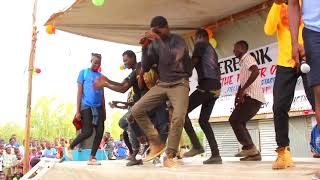 Odi Dancers ( from SONDU ) - Dancing to, Anto ft Jay - Me love