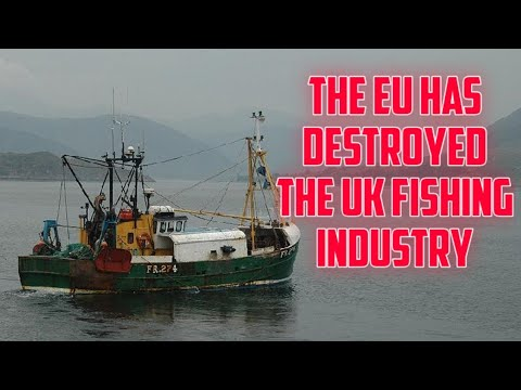 The EU Has Destroyed The UK Fishing Industry