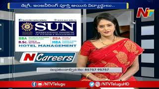 Management and Hotel Management Courses In Sun International Institute | NCareers