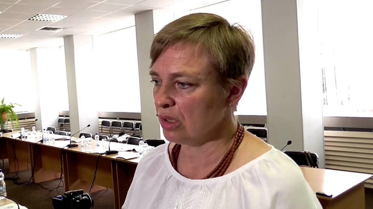 Галина Процив, экологическая общественная организация