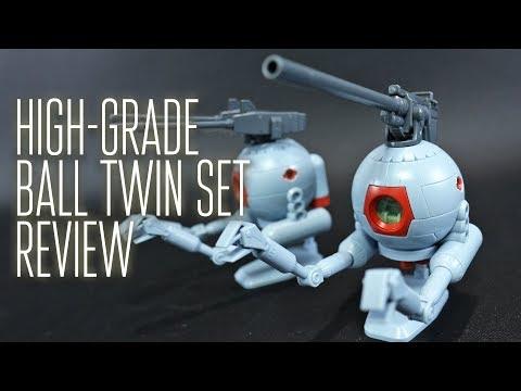 1662 - HGUC Ball Twin Set (OOB Review)