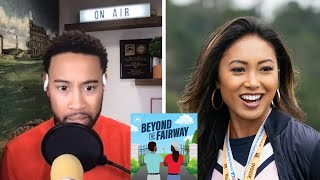 How pro golfer Tisha Alyn deals with haters on social media | Beyond the Fairway | Golf Channel