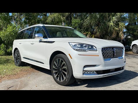 2020 Lincoln Aviator GT Hybrid - American Luxury Done Right