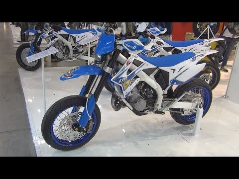 TM Racing SMR 125 (2017) Exterior and Interior