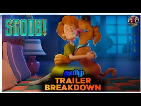 SCOOB! – Official Teaser Trailer Breakdown (தமிழ்)||WB movies||Scoob!_Comic gurunatha