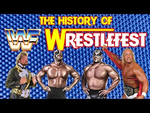 The History of WWF Wrestlefest remastered - arcade documentary