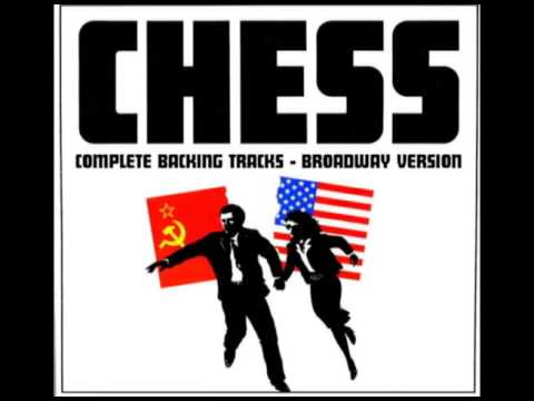 Chess (Broadway) Backing Tracks - The Arbiter's Song