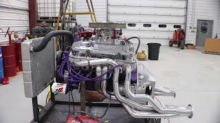 505 Chrysler Stroker Test Run