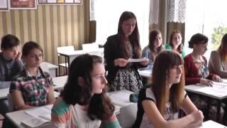 Відкритий урок з історії України
