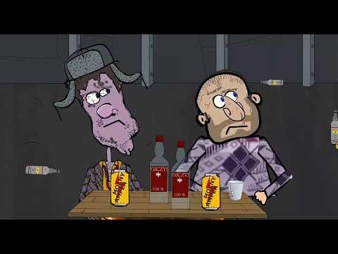 Ojciec Pijo wszystkie sceny - Kapitan Bomba