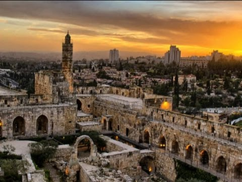 Jerusalem film takes viewer deep inside Holy City