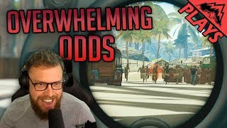 Overwhelming Odds - PUBG Zombies #196 (StoneMountain64 w/ Supporters)