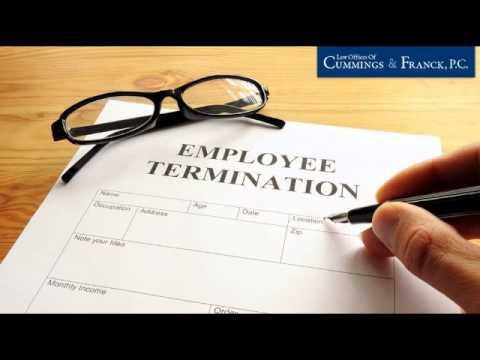California Employment Discrimination Lawyer - Cummingsandfranck.com