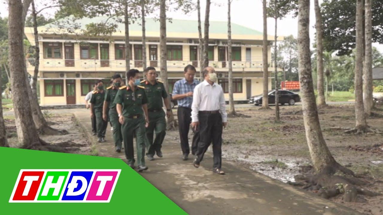 Đồng Tháp: Chuẩn bị tiếp nhận cách ly 130 công dân về từ Singapore | THDT