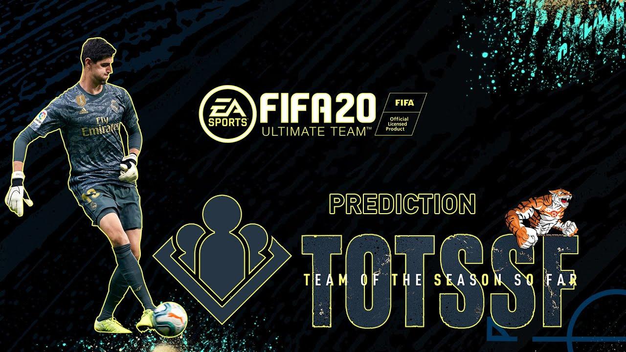 FIFA 20: Predictions TOTSSF Community - Team Of The Season #TOTS