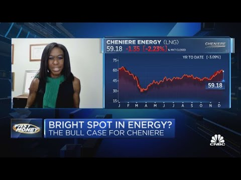 Why Cheniere energy stock is fueled for gains