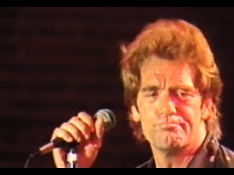Huey Lewis & the News Working In A Coal Mine