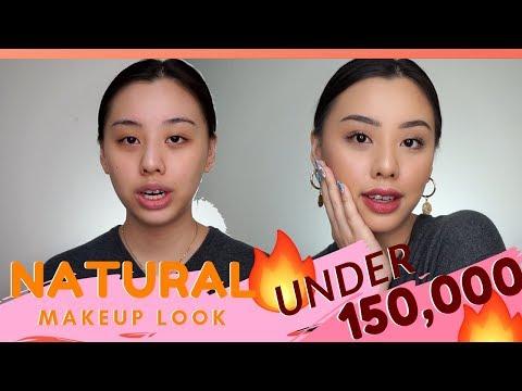 MAKEUP NATURAL DIBAWAH 150 RIBU thumbnail
