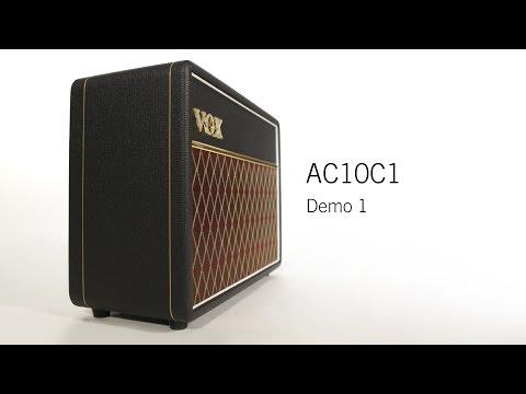 VOX Custom Series AC10C1 (Demo 1 of 2)