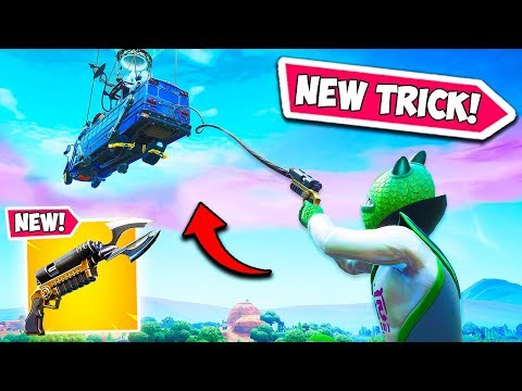 *SECRET* BAT GRAPPLE TRICK IS INSANE!! – Fortnite Funny Fails and WTF Moments! #689 Latest Gaming Videos on VIRAL CHOP VIDEOS