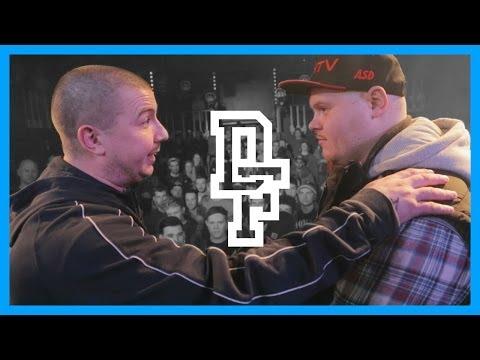 OSHEA VS BIG J | Don't Flop Rap Battle