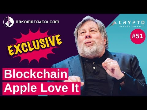 CIS - Women in Crypto: Steve Wozniak. Satis Group. Blackmoon