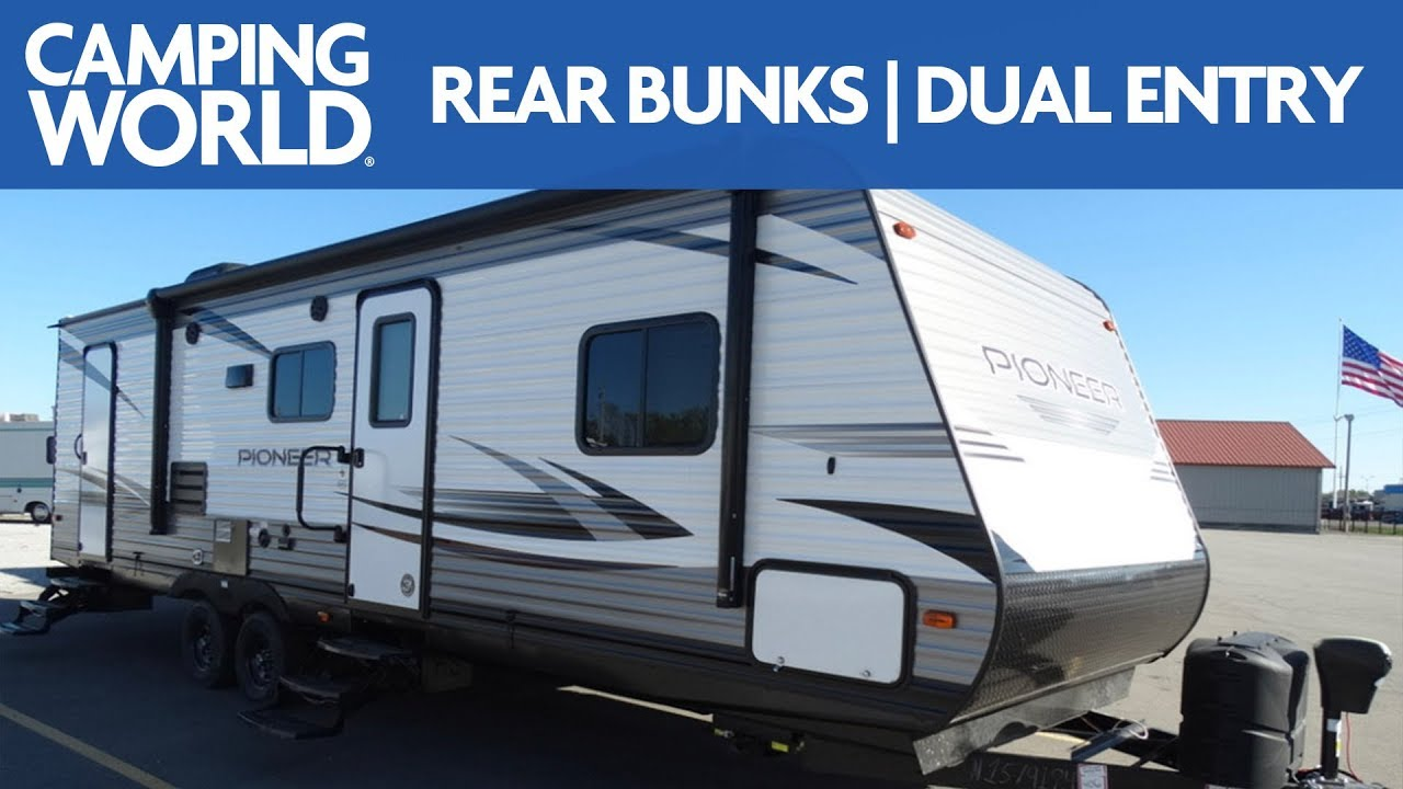 2019 Pioneer BH270 | Travel Trailer - RV Review: Camping World