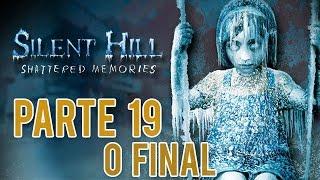 Silent Hill: Shattered Memories - Parte 19 - O FINAL - PSP ( HD )