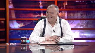 Agron Gjekmarkaj Sander Lleshajn e kam pasur mik ABC News Albania