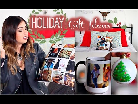 Haul: Personalized Holiday Gift Ideas