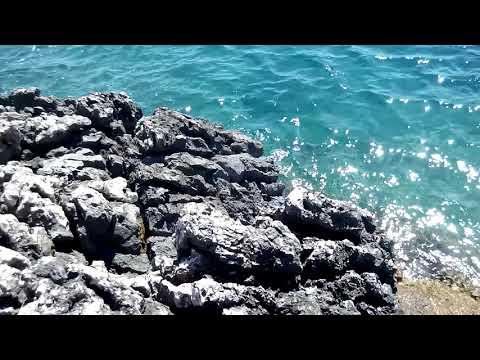 Movar Hill Croatia Razanj Seen From Sea Jadran Coast