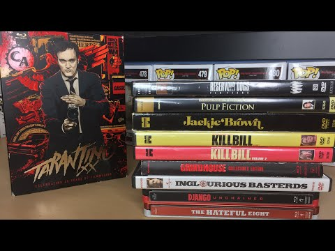 Ranking Quentin Tarantino's Films