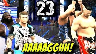 WWE 2K15 Türkçe oynanış | Hayin Pusu | 23.Bölüm | Universe | Ps4