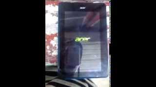 ayudaaaa tengo un problema con mi tablet acer iconia b1