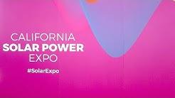 California Solar Power Expo 2019