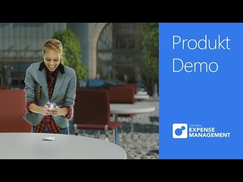 Produkt Demo - Continia Expense Management