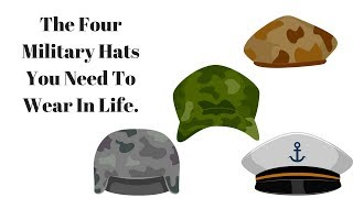 The Four Hats You Need to Wear in Life
