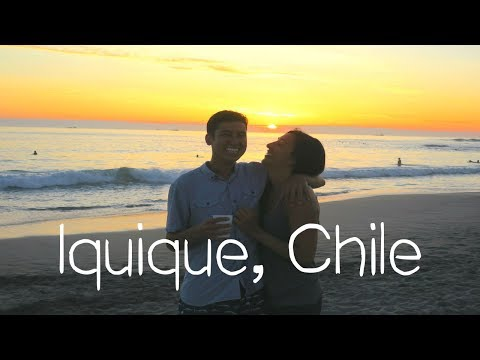 The Best Beach Town In Chile - Iquique
