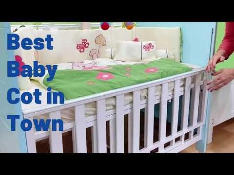 Twins Baby - Baby Cot (Blue) ( TW- C41K )