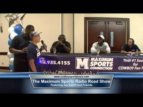 Maximum Sports Radio Road Show