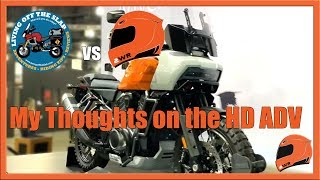 Harley Davidson ADV Bike | Love it or Hate it? | The Great Debate