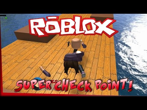 Counting Down The Lives! - SUPER CHECK POINT! - Roblox [Part 2]