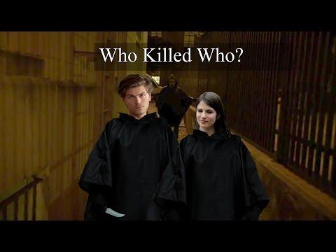 Piper and Kieran Who Killed Who? Theory Season 1