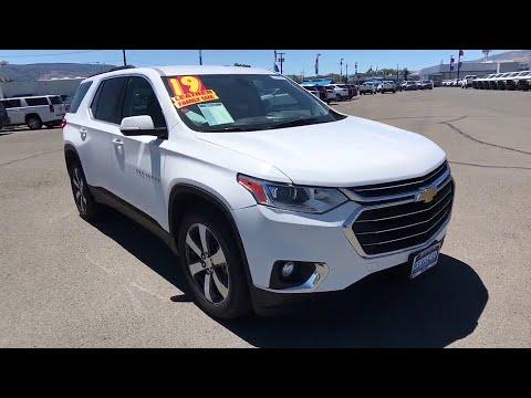 2019 Chevrolet Traverse Carson City Reno Yerington Northern