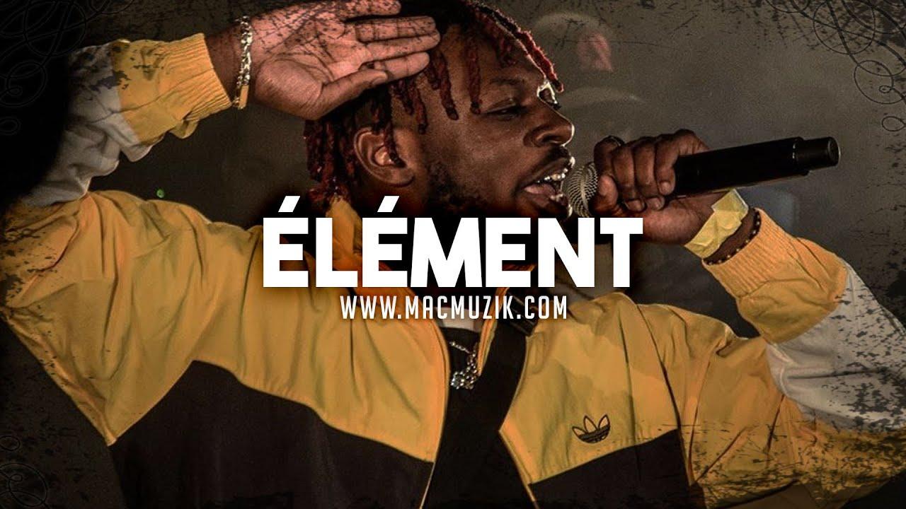 """Bolemvn x Sdm Type Beat """"ÉLÉMENT"""" ✨ Instru Melodique Trap 2021"""